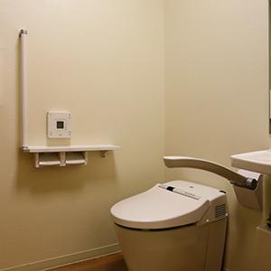 たまがわクリニックの誰でもトイレ