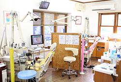 まさき歯科医院医療法人明雅会の歯科ユニット