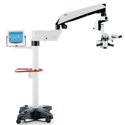 和田眼科医療法人社団の最新の眼科手術顕微鏡
