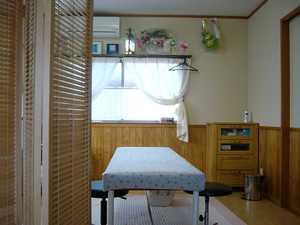 清潔で落ち着ける個室です