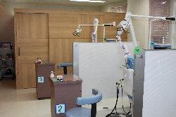鈴木歯科クリニックの診療室