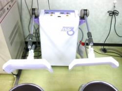 古岡整形外科のマイクロ波治療器(マイクロタイザー)