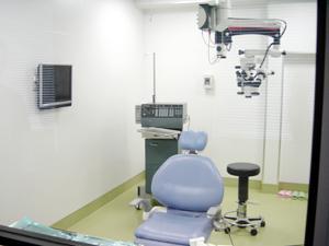 眼科根崎医院の手術室