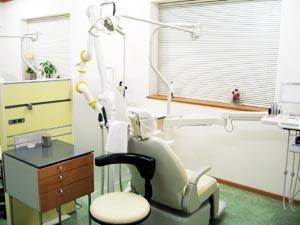 木村歯科医院の診察室