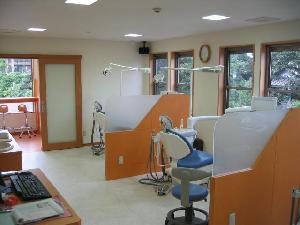 ながい歯科クリニックの院内