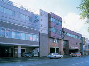 札幌マタニティ・ウイメンズホスピタル医療法人明日葉会の外観