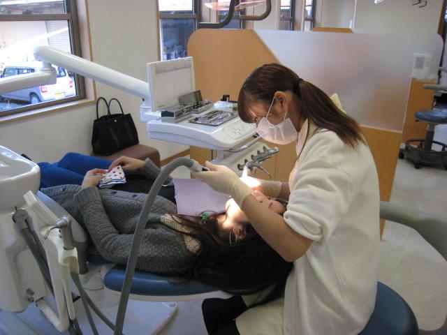 ながい歯科クリニックの歯科衛生士